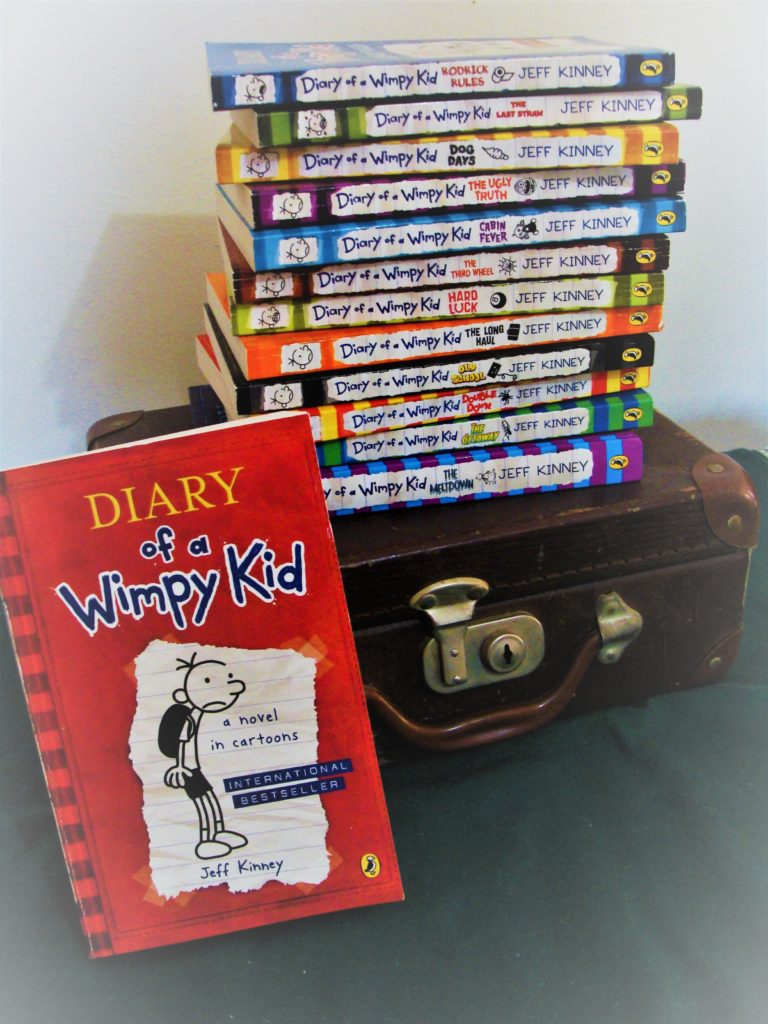 What Should You Know About The Diary Of A Wimpy Kid Series